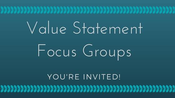 HoW Focus GroupDates